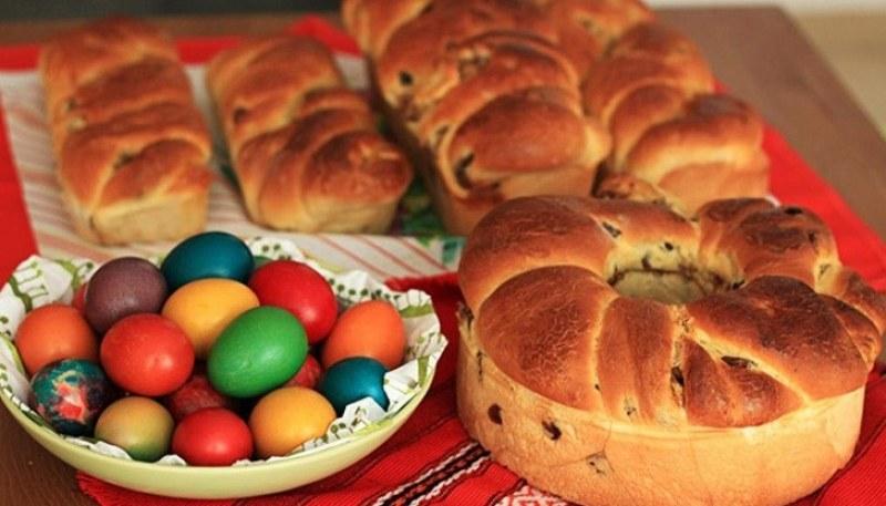Празничен Великденски обяд